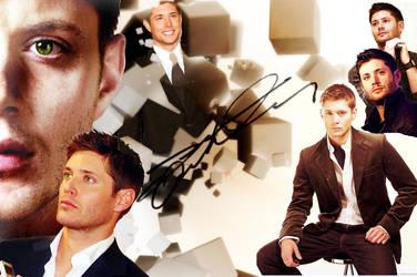 Jensen Ackles by cpZutara04