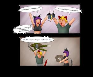 Dunmakia Greenlit ! by CrimsonWolf64