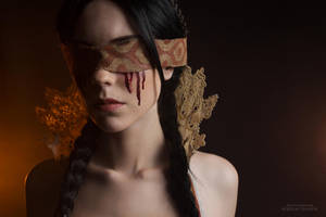 Philippa Eilhart by DamnAvenger