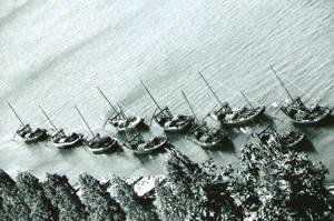 bateaux sur le douro by dinausore