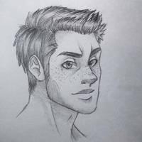 Dean [Supernatural] by killuhime