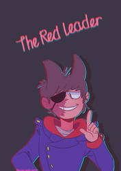 Tord The Red Leader by Rensaven