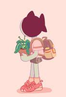Little pot by Rensaven