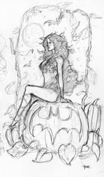 Happy Halloween 2010 sketch by Dre0083