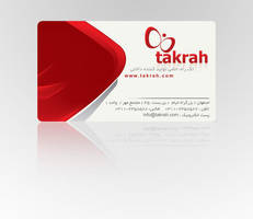 Visit Card by isfahangraphic