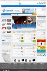 Portal Iran by isfahangraphic