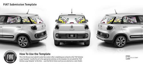 FIAT More Imagination Concept [Psy Intermezzo] by MaestroAmN
