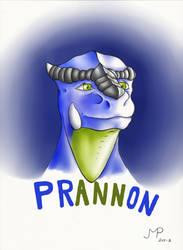 Prannon.me by Panamatt