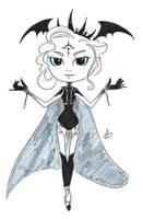 Guardian of Eldarya: PtiiteJuuliie (Chibi version) by YERDUA