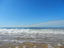 Summer Beach by YERDUA