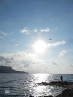 Sunny day by YERDUA