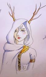 Guardian of Eldarya: Yuripee9 by YERDUA