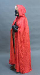 Figure with crow-raven 3 by InKi-Stock