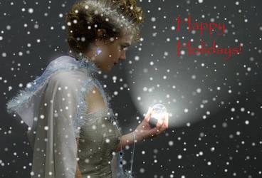 Happy Holidays 08 by InKi-Stock