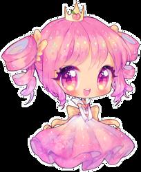 Peachy Princess by Pemiin