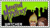Martin Mystery Stamp by jackalman