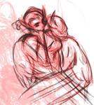 Hug. by Libberachi