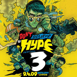 don't believe the hype 3 by RalphNiese