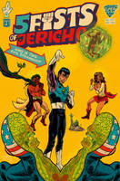 5 FISTS OF JERICHO by RalphNiese