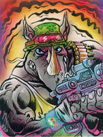 Rocksteady by RalphNiese
