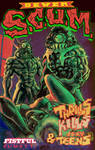Teenage Mutant Sewer Scum by RalphNiese