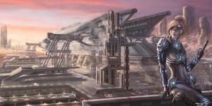 ARES Naval Shipyard by Wu-Gene