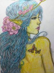 elf by aoiastraea9788