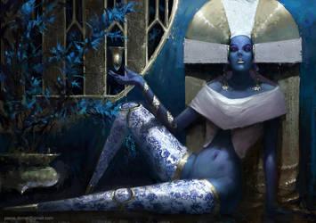 Prion Universe - Jerico's colony by Ka---Z