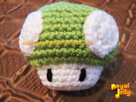 1UP Mushroom by Annita-chan