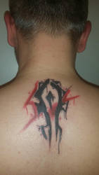 For the horde tattoo by ultr4man