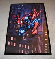 Perler Spiderman by Dlugo1975