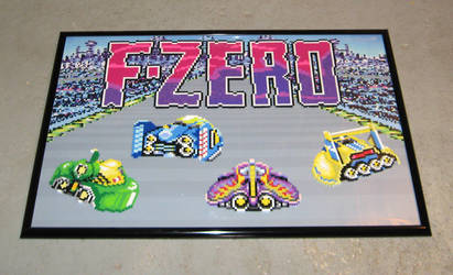 Perler F-Zero by Dlugo1975
