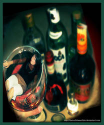 Alcohol Suicide by TheTruthLiesWithin