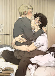 Sherlock: You're kookie by sweetlittlekitty