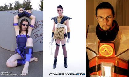 Costumes and Cosplay Banner January 2016 by spektijim