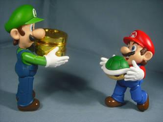 Super Mario Bros. 7 by KrisAnderson97