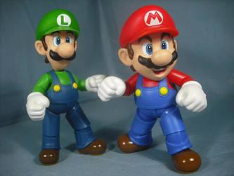 Super Mario Bros. 6 by KrisAnderson97