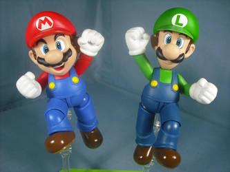 Super Mario Bros. 5 by KrisAnderson97