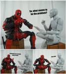 Deadpool's Therapy (Firetrucks) by KrisAnderson97