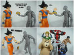 Goku's Not Hungry by KrisAnderson97