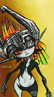 Midna again by YodelEh
