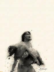 pain of wars by Delawer-Omar