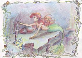 Little Mermaid. by Mocosh