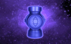 Stary Indigo Lantern Tribe Macbook Pro Background by KalEl7