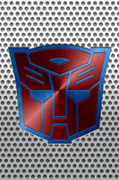 Metalic Autobot Background 3 by KalEl7