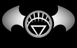 Batman White Lantern Logo by KalEl7