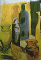 Kitchen Still Life by jaredway