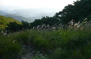 Mudeungsan (Gwangju) by jaredway