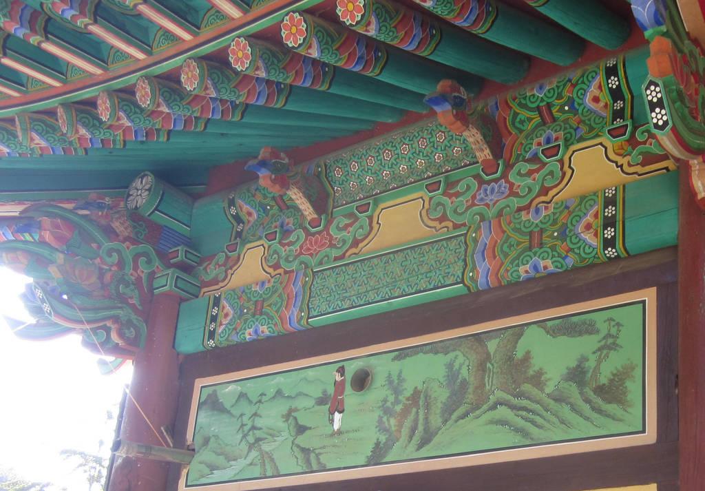 Beopryun Temple Detail - Paju (Gyeonggi) by jaredway