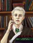 Scorpius Malfoy by Hed1418